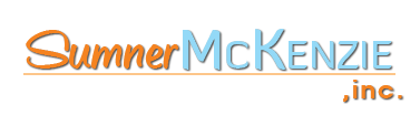 sumner mckenzie inc. computer consulting, website development and graphic design